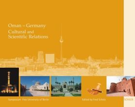 Fred Scholz Oman - Germany Cultural and Scientific Relations